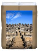 Borobudur Duvet Cover