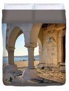 Paros - Cyclades - Greece Duvet Cover