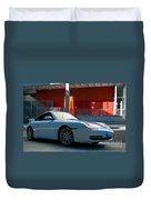 911 Porsche 996 2 Duvet Cover