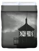 A Beacon In The Night Duvet Cover