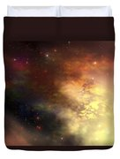 A Beautiful Nebula Out In The Cosmos Duvet Cover