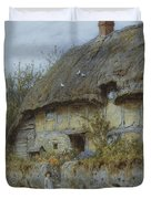 A Berkshire Cottage  Duvet Cover