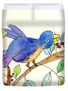 A Bird Duvet Cover