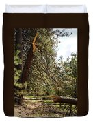 A Broken Tree Duvet Cover