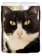 A Cat Duvet Cover