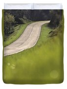 A Country Road In Virginia Duvet Cover