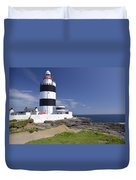 A Day At The Hook  Duvet Cover