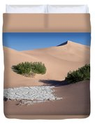 A Death Valley View Duvet Cover