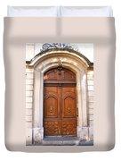 A Door In Arles Duvet Cover