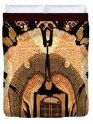 A Facade Duvet Cover
