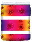 A Fractal Spectrum Duvet Cover