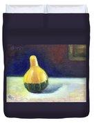 A Gourd  Duvet Cover