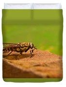 A Horse Fly Posing 1 Duvet Cover