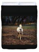 A Horse Of Course Duvet Cover