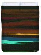 A Lanscape Duvet Cover