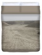 A Large Wadi Near Kunduz, Afghanistan Duvet Cover