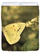 A Little Bit Of Yellow Duvet Cover