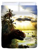 A Lost World Duvet Cover