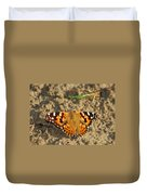 A Painted Lady Looking For Sex 8619 3369 Duvet Cover