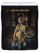 A Princess Of Mars Duvet Cover
