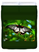A Real Beauty Butterfly Duvet Cover