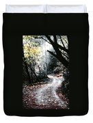 A Road Less Traveled Duvet Cover