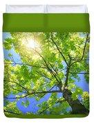 A Tall Tree Duvet Cover