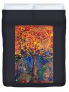 A Tree Grows Here Duvet Cover