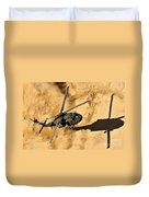 A Uh-60 Black Hawk Helicopter Comes Duvet Cover