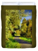A Walk Amongst Nature Duvet Cover