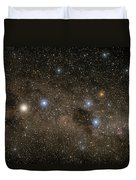 Ab Centauri Stars In The Southern Cross Duvet Cover