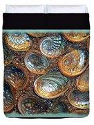 Abalones Duvet Cover