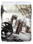 Abandoned Factory Duvet Cover