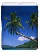 Abduls Beach Duvet Cover