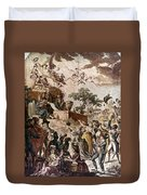 Abolition Of Slavery, 1794 Duvet Cover