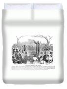 Abolition: Phillips, 1851 Duvet Cover