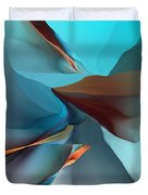 Abstract 011612 Duvet Cover