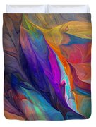 Abstract 021212 Duvet Cover