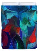 Abstract 021612 Duvet Cover