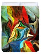 Abstract 021712 Duvet Cover