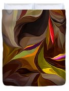 Abstract 022212 Duvet Cover