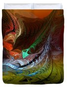 Abstract 022712 Duvet Cover