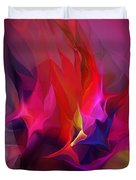 Abstract 031412 Duvet Cover