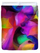 Abstract 041412 Duvet Cover