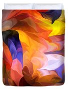 Abstract 050312 Duvet Cover