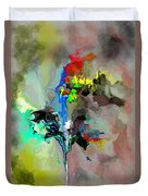 Abstract 082412-1 Duvet Cover