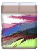 Abstract 082511 Duvet Cover