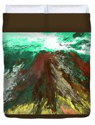 abstract 082511A Duvet Cover