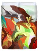 Abstract 090112 Duvet Cover