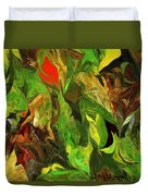 Abstract 090512a Duvet Cover